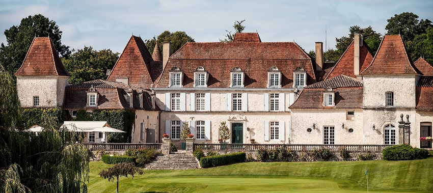 Genussreise Bordeaux Chateau exterieur