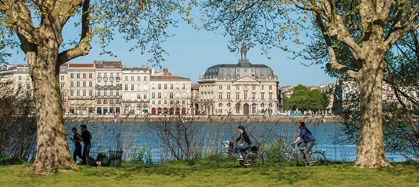 Genussreise Bordeaux Quai