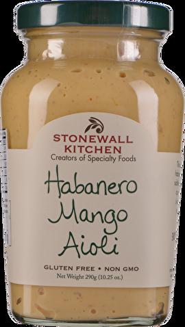 Stonewall Kitchen Habanero Mango Aioli 290g Wein Co