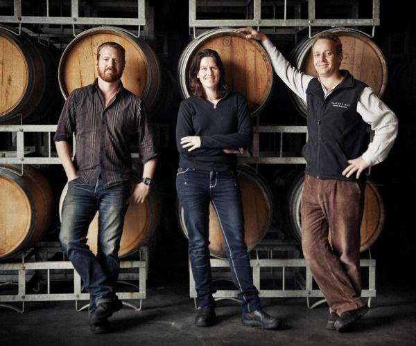 Cloudy Bay Winemakers Team