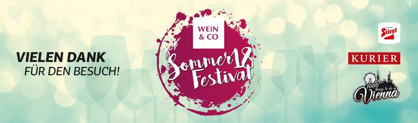 Sommerfest 2018 - WEIN & CO